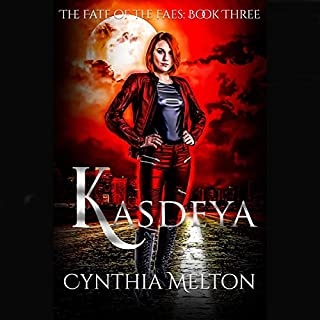 Kasdeya      The Fate of the Faes, Book 3              Written by:                                                                                                                                 Cynthia Melton                               Narrated by:                                                                                                                                 Amy Deuchler                      Length: 5 hrs and 25 mins     Not rated yet     Overall 0.0
