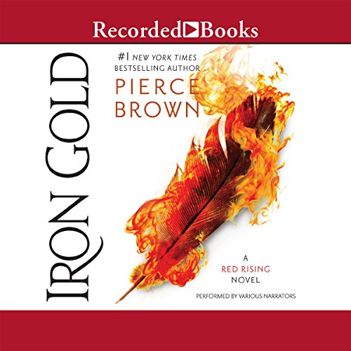 Iron Gold                   By:                                                                                                                                 Pierce Brown                               Narrated by:                                                                                                                                 Tim Gerard Reynolds,                                                                                        John Curless,                                                                                        Julian Elfer,                   and others                 Length: 23 hrs and 23 mins     590 ratings     Overall 4.5