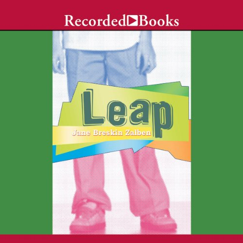 Leap audiobook cover art