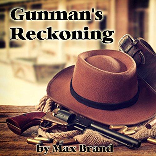 Gunman's Reckoning audiobook cover art