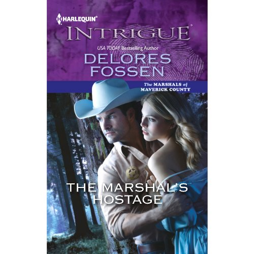 The Marshal's Hostage audiobook cover art