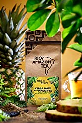 All natural ingredients. Natural source of caffeine. Tea bags are plastic free. Gluten free, suitable for vegans and vegetarians.