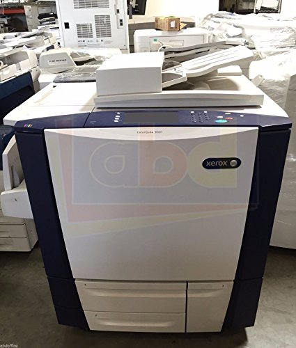 Best Bargain Xerox ColorQube 9303 Tabloid-Size Solid Ink Color Multifunction Copier - 60ppm, Copy, E...