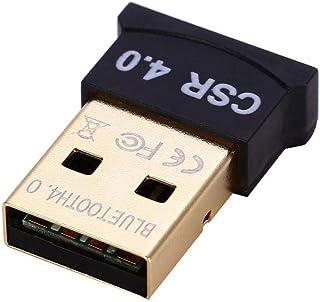 محول بلوتوث صغير 4.0 فولت 4.0 يو إس بي لاسلكي مايكرو دونجل عالمي متوافق مع الكمبيوتر المحمول