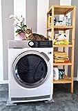 Antivibrationsmatte für Waschmaschine oder Trockner, Antirutschmatte und Vibrationsdämpfer 4er Set - 4