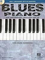 Blues Piano (d) Piano+CD