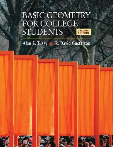 Basic Geometry for College Students: An Overview of the Fundamental Concepts of Geometry (Available 2010 Titles Enhanced Web Assign)