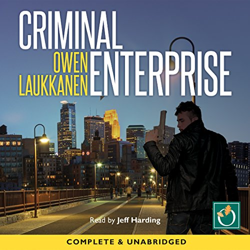 Couverture de Criminal Enterprise