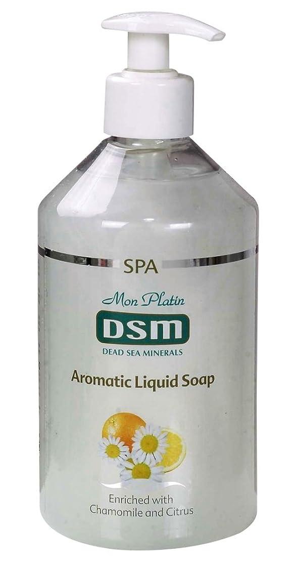 ホイール感性虚弱かぐわしい香り付き官能的な、多目的の石鹸なしの石鹸 500mL 死海ミネラル A sensual, multi-purpose soapless soap, enriched with aromatic fragrances