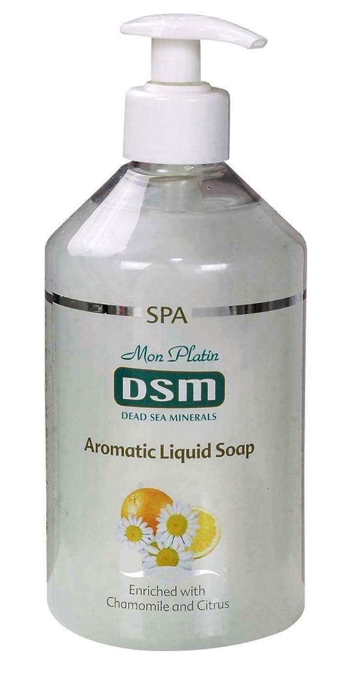 薬局地理わずらわしいかぐわしい香り付き官能的な、多目的の石鹸なしの石鹸 500mL 死海ミネラル A sensual, multi-purpose soapless soap, enriched with aromatic fragrances