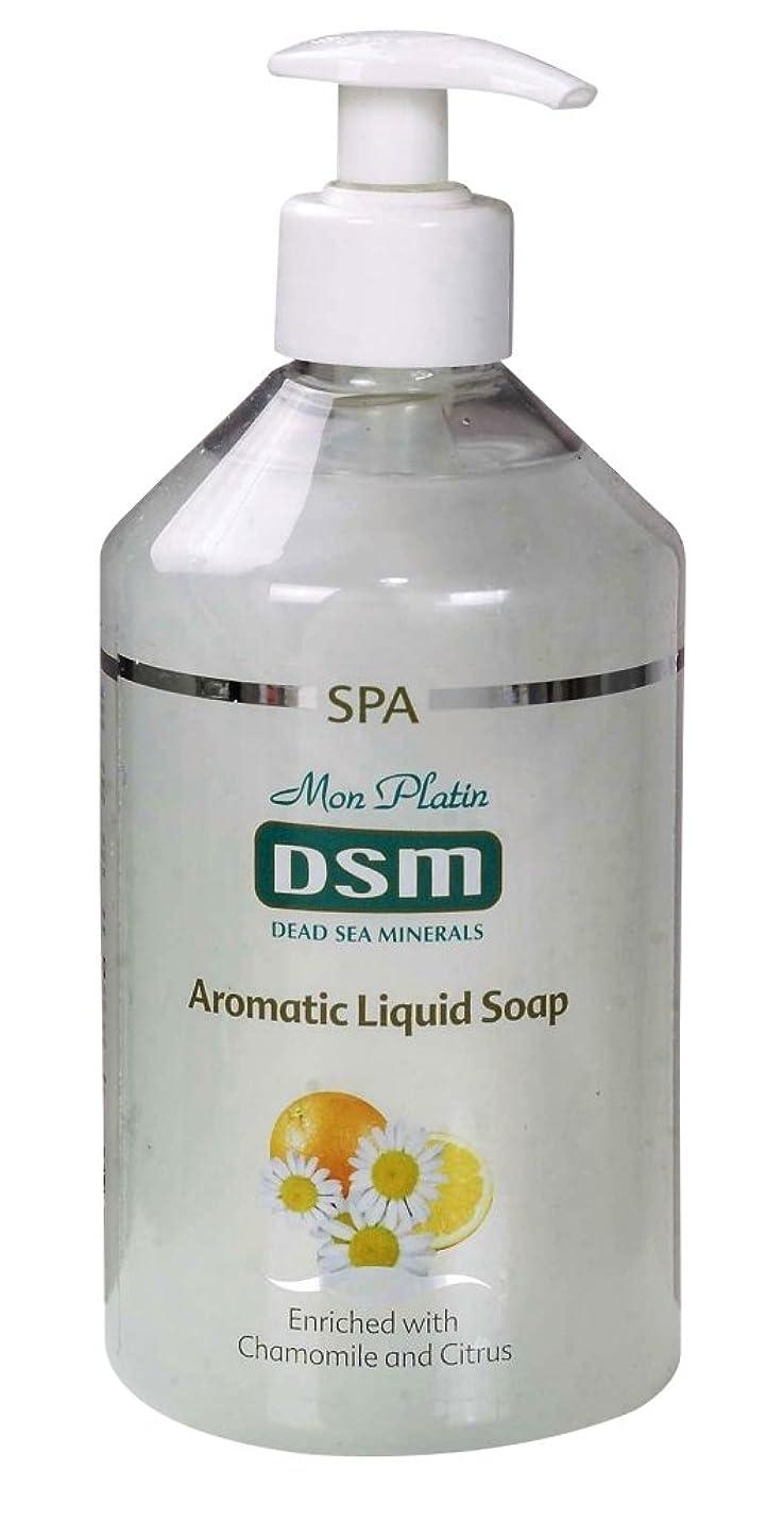 酸度講師発音かぐわしい香り付き官能的な、多目的の石鹸なしの石鹸 500mL 死海ミネラル A sensual, multi-purpose soapless soap, enriched with aromatic fragrances