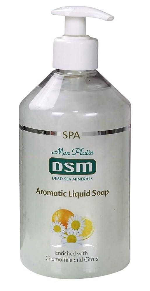 けん引廃棄に話すかぐわしい香り付き官能的な、多目的の石鹸なしの石鹸 500mL 死海ミネラル A sensual, multi-purpose soapless soap, enriched with aromatic fragrances