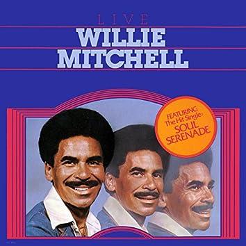 Willie Mitchell Live