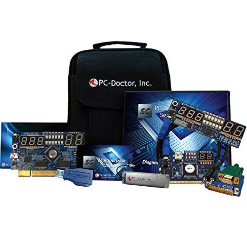 PC-Doctor Service Center 14 Premier Computer Diagnostics Repair Kit