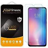 (2 Pack) Supershieldz for Xiaomi Mi 9 SE Tempered Glass Screen Protector, Anti Scratch, Bubble Free