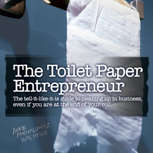 The Toilet Paper Entrepreneur cover art