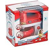 Warenhandel König Jouet pour enfant - Cuisine de jeu - Mixeur - Robot de cuisine - Lumière rouge