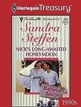Nick's Long-Awaited Honeymoon (Bachelor Gulch Book 4)