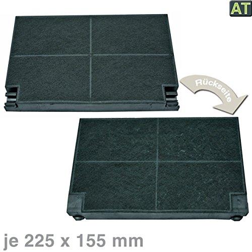 vioks Carbón filterter Campana filtro de carbón activo filtro Campana como AEG Zanussi...