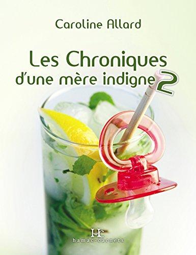 Les Chroniques d'une mère indigne 2 (Hamac-carnets) (French Edition)