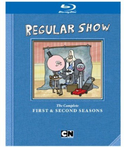 Cartoon New Orleans High order Mall Network: Regular Show 2 Blu-ray 1 Season
