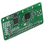 MMDVM con supporto antenna Modulo di espansione comunicazione P25 DMR portatile Hotspot circuito integrato fai-da-te