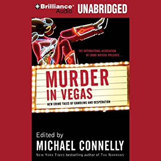 Murder in Vegas cover art