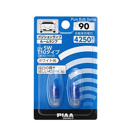 PIAA 自動車用カラー白熱球 HR90 2個入