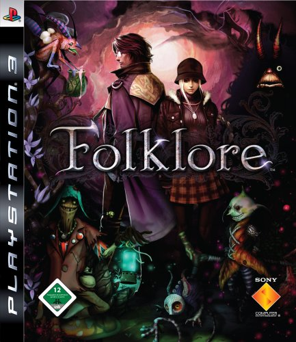 Folklore [import allemand]