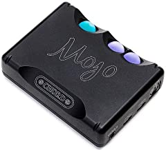 Chord Mojo Black DAC/Headphone Amplifier