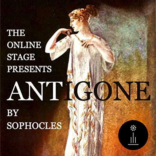 Antigone by Sophocles cover art