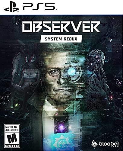 Observer: System Redux(輸入版:北米)- PS5