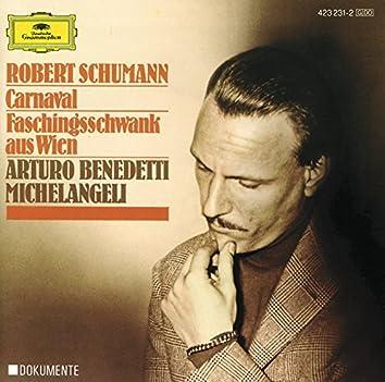 Schumann: Carnaval Op.9; Faschingsschwank aus Wien Op.26
