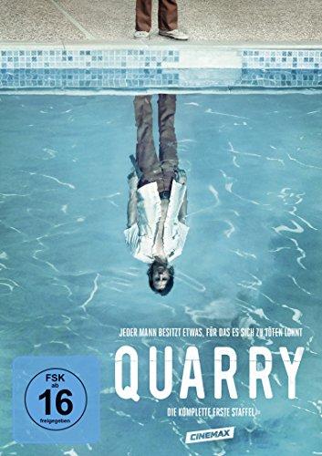 Quarry - Die komplette erste Staffel [3 DVDs]