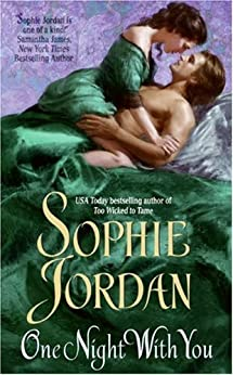 One Night With You (The Derrings Book 3) by [Sophie Jordan]
