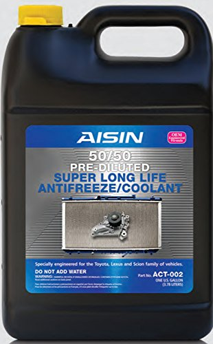 Aisin ACT002 Anti-Freeze