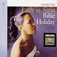 BILLIE HOLIDAY - LADY IN SATIN (1 CD)