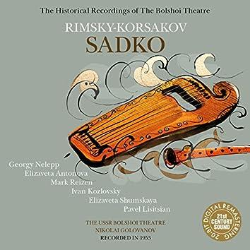 Rimsky-Korsakov: Sadko (Golovanov)