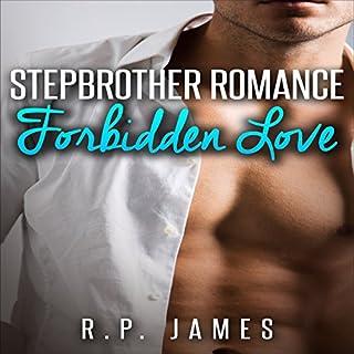 Stepbrother Romance: Forbidden Love audiobook cover art