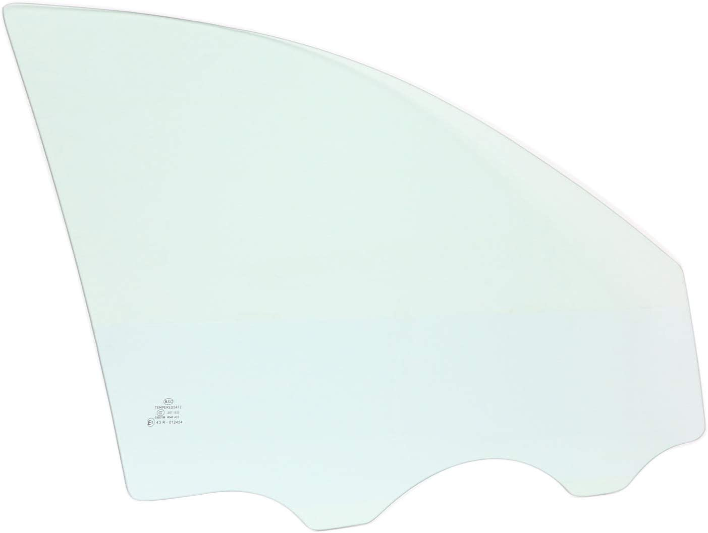 Garage-Pro 5% OFF Front Max 77% OFF Door Glass Compatible 2006-2010 So with Hyundai