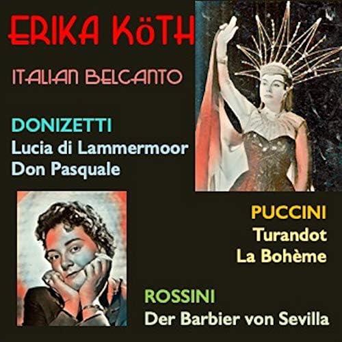 Erika Köth, Helmut Höwing (Flöte), Wilhelm Schüchter, Chor der Städtischen Oper Berlin (Deutsche Oper) & Berliner Symphoniker