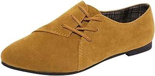Femmes Classique Daim Penny Loafers Confortable Pantoufle Mocassins Automne Chaussures Plates Casual Espadrilles Pas Cher