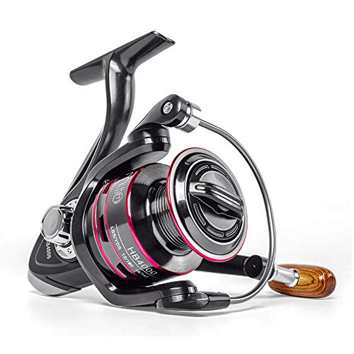 Meele Spinning Carretes 30KG 1000 2000 6000 7000 Heavy Duty mar Pesca Jigging Carrete de Pesca Arrastre,HB3000