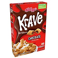 Release your inner chocovore with crispy, multigrain cereal shells and filling made with real chocolate; A fun part of any balancedbreakfast A classic, family-favorite cereal that's perfect for both kids and adults; Makes a delicious cold breakfast ...