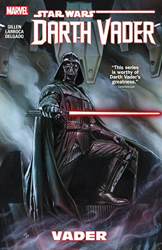 Star Wars Darth Vader Vol 1 Vader Darth Vader 2015 2016 Ebook Gillen Kieron Granov Adi Larroca Salvador Kindle Store