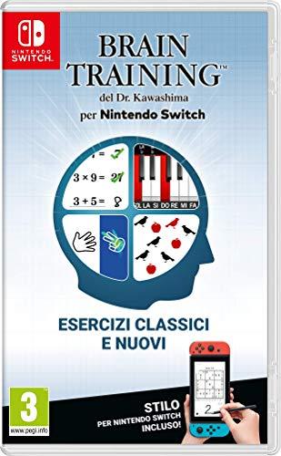 Videogioco Nintendo Brain Training