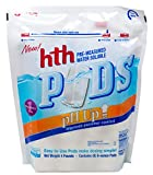 HTH 67051 pH Up Pods Balancer for Swimming Pools, 8 ct