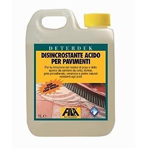 Fila Deterdek Acid Descaling Agent for Stone & Tile Floors 5 litre by Fila Industria Chimica Spa