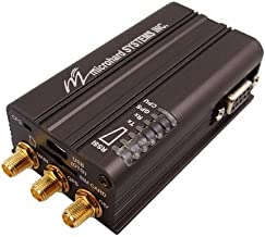 BulletLTE-NA2 - Low Cost LTE Ethernet & Serial Gateway- Includes AC Adapter and 2 x LTE Antennas