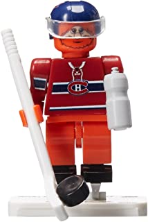OYO NHL Montreal Canadiens Youppi! Mascot GEN 2 Limited Edition Minifigure, Small, Black